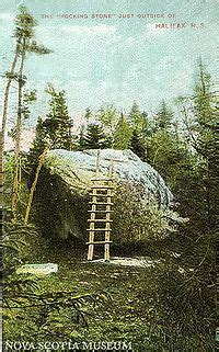 The Rockingstone of Spryfield